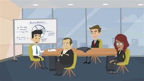 goanimate sales meeting template goanimate templates