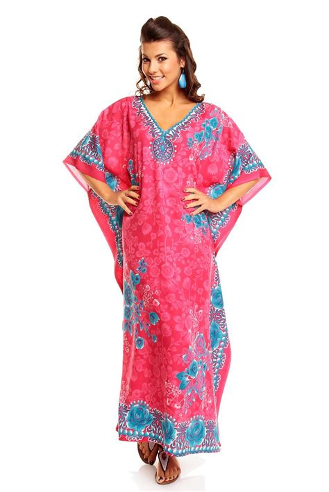 Tunik Kaftan New Oversized Maxi Kimono Kaftan Tunic Kaftan Dress