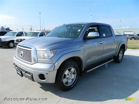 Toyota Tundra Crewmax Limited 4x4 For Sale 2012 Toyota Tundra Limited Crewmax 4x4 In Silver Sky