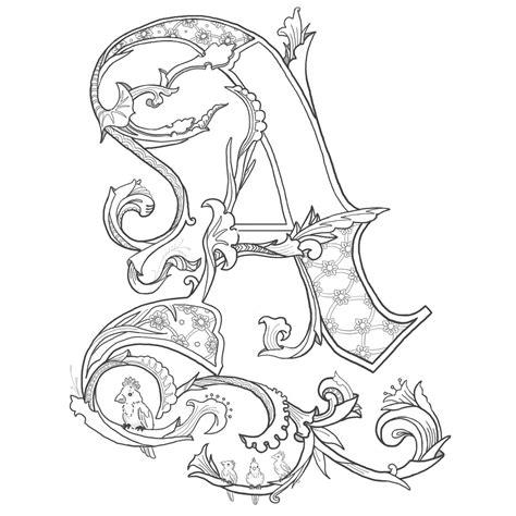printable illuminated letters alphabet http 3 bp blogspot com addnnyc3wfs tlj7sec3pji