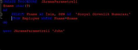 theme creator nasil kullanilir mssql veri tabanı store procedure nedir nasıl kullanılır