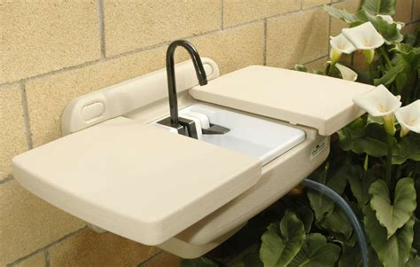 Install A Kitchen Faucet Choose The Best Outdoor Garden Sink
