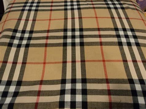 pattern fill español burberry fabric