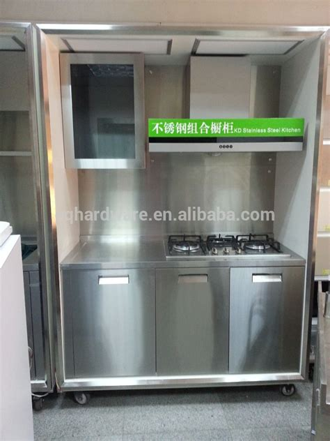 Free Standing Metal Kitchen Cabinets by Free Standing Kitchen Cabinet Oem Stainless Steel Mini