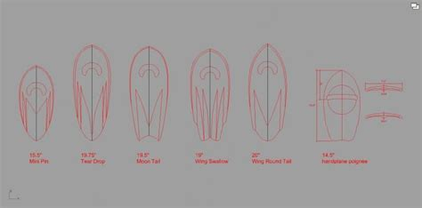 Surf Plane Template