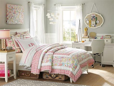 pbteen bedrooms hton swirly paisley bedroom pbteen pretty pink