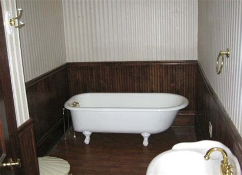 wood paneling makeover before and after small bathroom makeovers before and after bob vila
