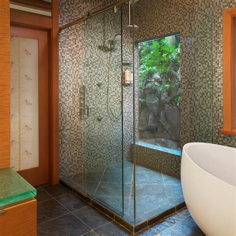 west coast fusion eclectic bathroom other by the