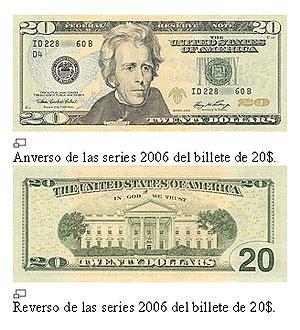 imagenes ocultas en el billete de un dolar incre 237 ble billetes de 20 d 243 lares tienen im 225 genes ocultas