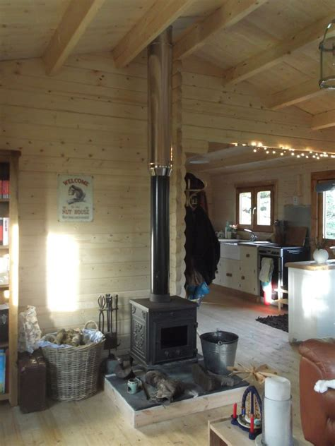 Log Cabin With Wood Burning Stove by Can I Install A Wood Burning Stove In Log Cabin