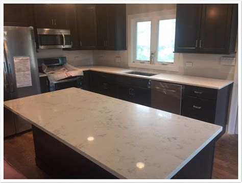 carrara grigio msi quartz bath granite denver