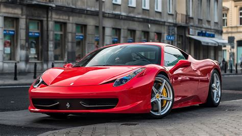 Ferrari 458 Car by Ferrari 458 Italia Review Buyers Guide Exotic Car Hacks