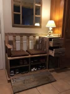 meuble banc d entr 233 e meubles et rangements par thom3m
