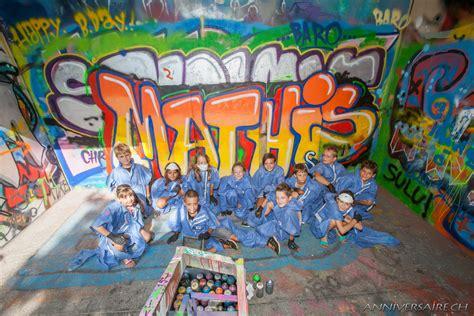 agréable Chambre Pour Garcon 10 Ans #5: Anniversaire-Mathis-10ans-Graffiti-5.jpg