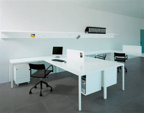 Office Desk Work Equipped Table For Task And Directional Office Idfdesign