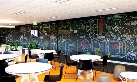 25 Square Meter 3m australia headquarters environmental graphics and
