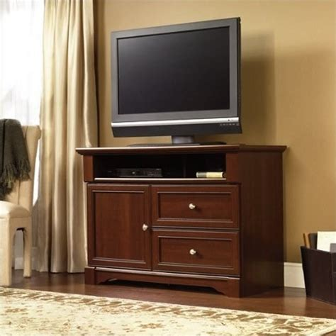 Free Ongkirrak Tv Minimalis 42 highboy tv stand in cherry 411626