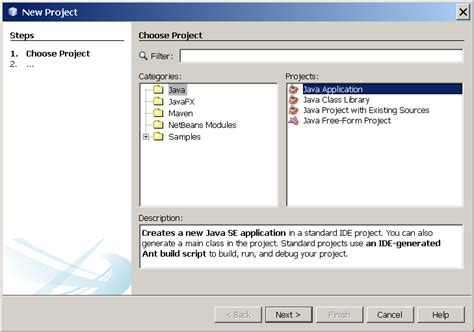 tutorial oracle netbeans quot hello world quot for the netbeans ide the java tutorials