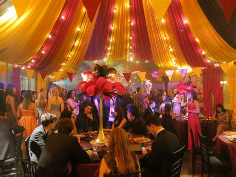 carnival themes for prom degrassi season 12 set design hayley isaacs