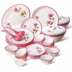 dinner set dinner set 41 pieces prices in india shopclues online