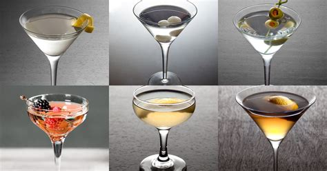 martinis martini martini recipes