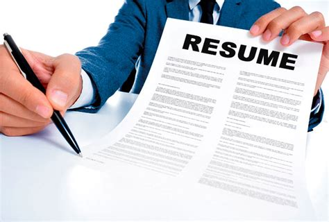 Resume Preparation Service by Resume Preparation Service Talktomartyb
