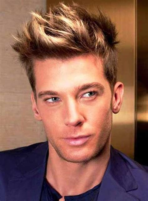 guys brown hair with blonde highluggts 10 best hair colour for men mens hairstyles 2018