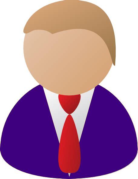 person clipart person icon purple clip at clker vector clip