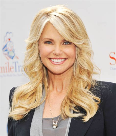 christie brinkley christie brinkley reveals she felt very fat as a young