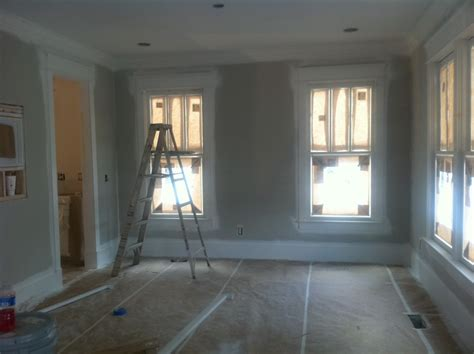 Sherwin Williams Essential Gray sometimes you wanna go where everybody knows your name