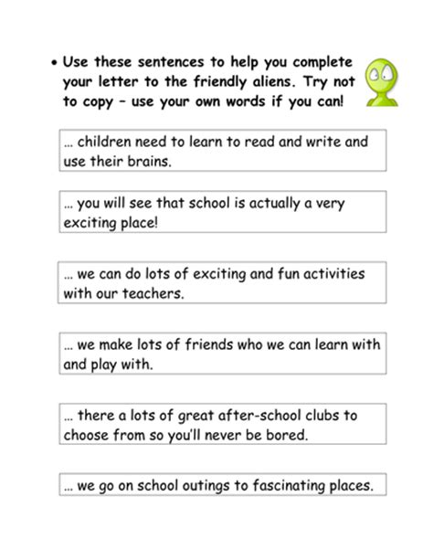letter writing template y2 year 2 persuasive writing lesson by pinguina81