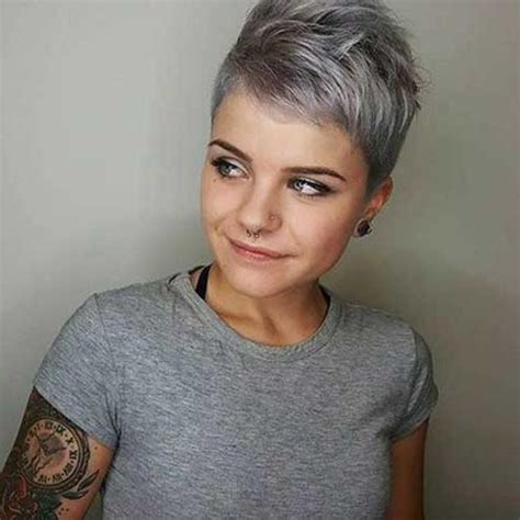 hairstyles for grey hair round face short hairstyles for round faces and gray hair hairstyles