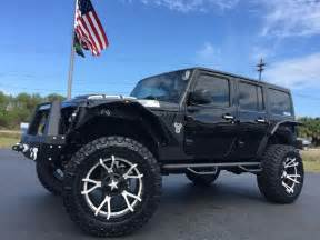 Jeep Wrangler Unlimited Hardtop 2017 Jeep Wrangler Unlimited Custom Lifted Fab Four Ocd