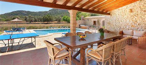 Terrasse Mit Garten 4351 by Ferienhaus Pollensa 4351 Mit Pool Beheizbarem Whirlpool