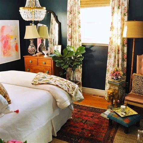 eclectic bedroom ideas colorful reader rooms