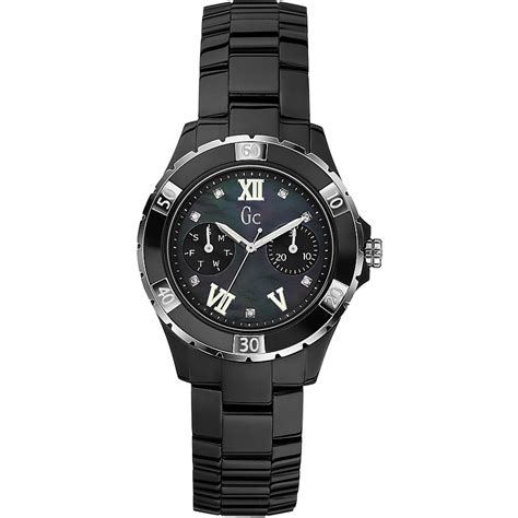 Guess Collection Gc 70102l1 guess collection gc sport class xl s glam ceramic
