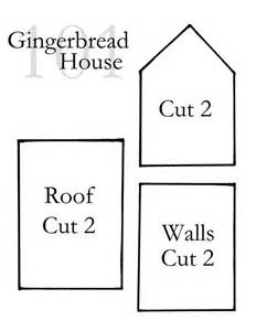 Gingerbread House Template Printable by 25 Best Ideas About Gingerbread House Template On