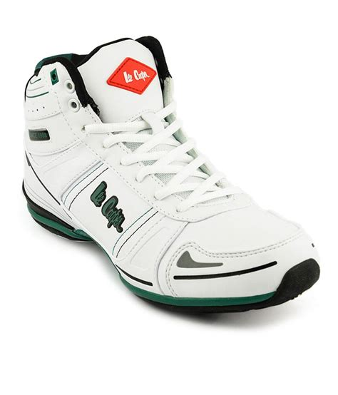 cooper white sports shoes price in india buy