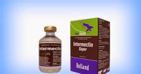 Obat Cacing Albendazole intermectin inj anti ektoparasit endoparasit dan
