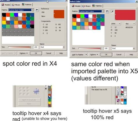 corel draw x4 help pdf a little help with spot colors from x4 to x5 coreldraw
