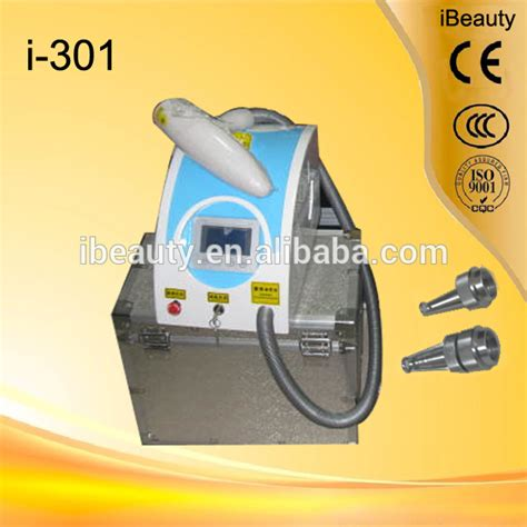 portable professional q switch nd yag laser tattoo removal