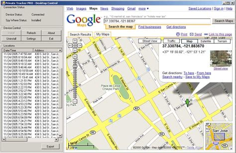 Current gps location cell phone number