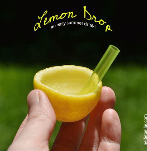 lemon drop recipe a perfect summer cocktail