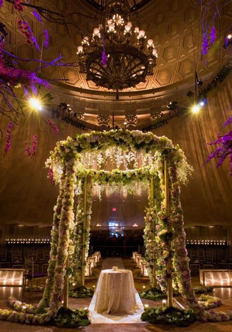 Wedding Altar Decorations by The Best Wedding Receptions And Ceremonies Of 2012