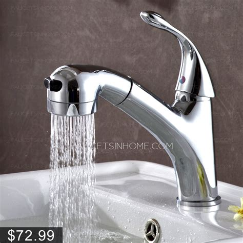 bathroom faucet with sprayer special pullout spray single handle bathroom sink faucet