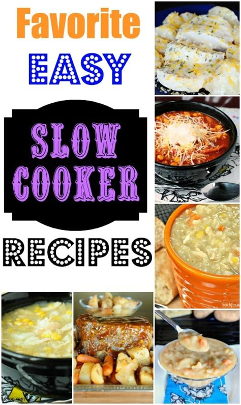best easy comfort food recipes the best easy slow cooker recipes back for seconds
