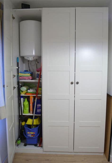 casa y ideas lavadero para casas peque 241 as 161 lavadero en el armario