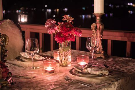 Candele San Valentino - centrotavola san valentino fai da te