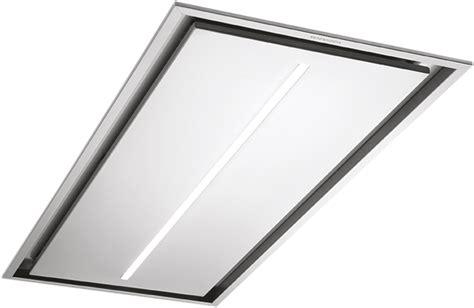 cappe da soffitto cappa b ambient soffitto modulo da 120 barazza srl