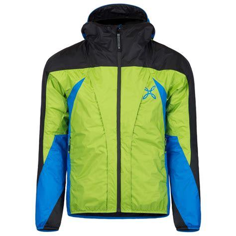 montura trident jacket synthetic jacket mens  uk